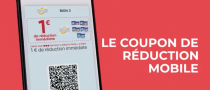 coupon de réduction