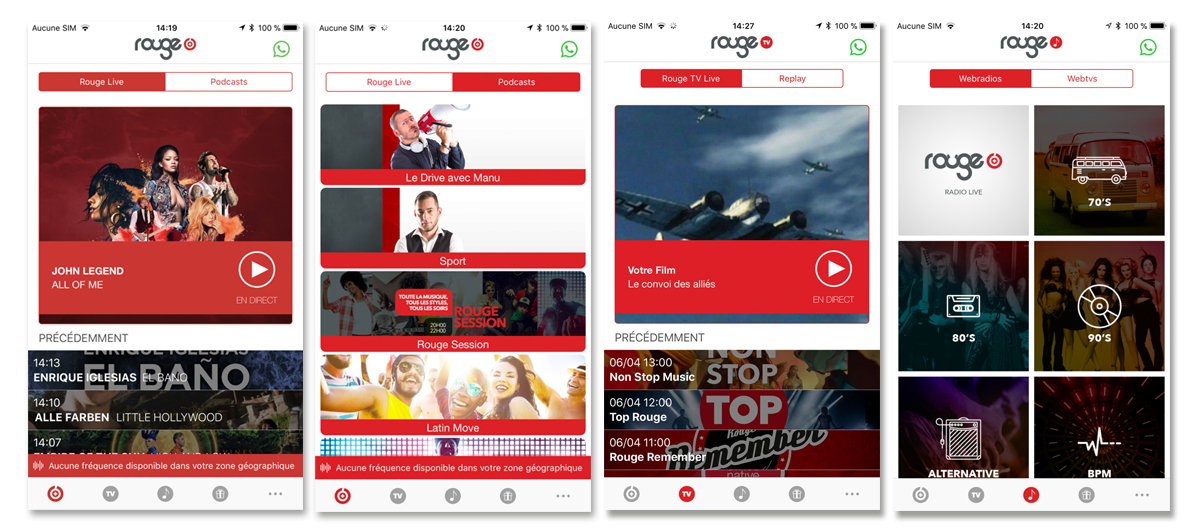 rouge-application-mobile